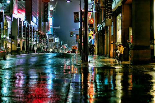 NIGHT ON THE TOWN | NewMediaResources, INC