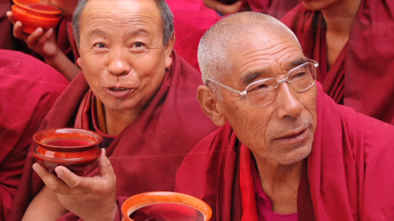 Tibetan Tea – Natural Energizer!