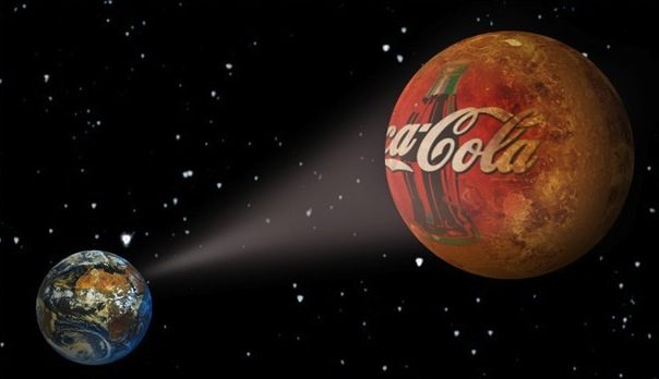 Video Production: Brand Coke On Moon