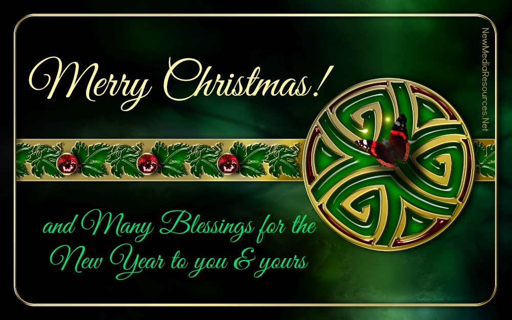 celticchristmasknot christmas - Celtic Christmas