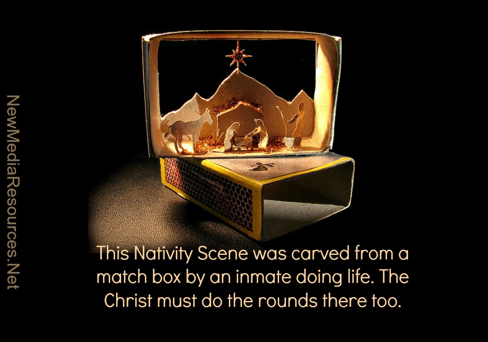 NativitySceneMatchBox